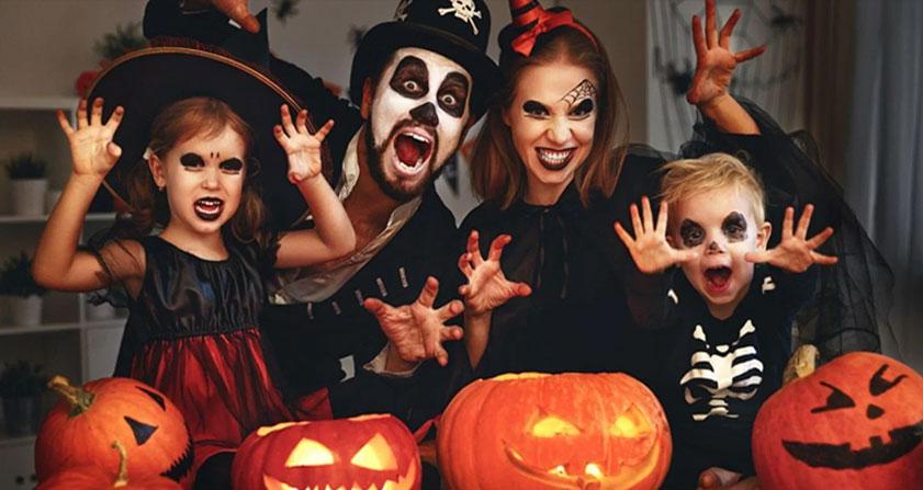 Halloween Awa Dance | El «Festival del horror» de los más peques en Benimamet