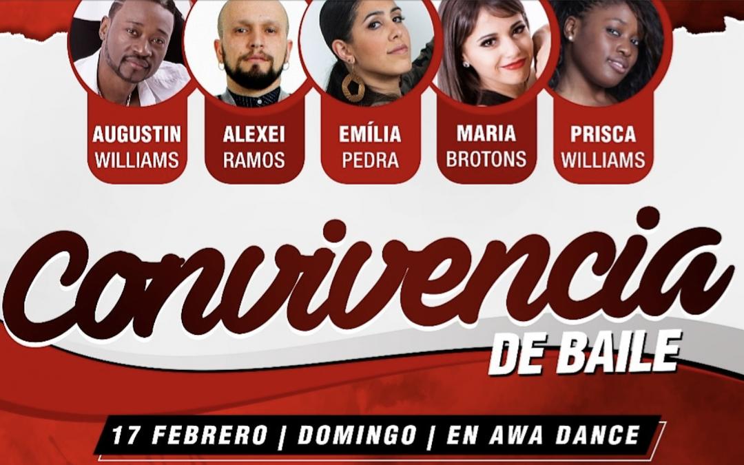 convivencia de baile en Awa Dance Valencia