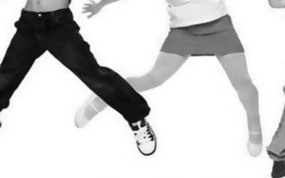 COMERCIAL DANCE, EDADES 7 a 17 AÑOS